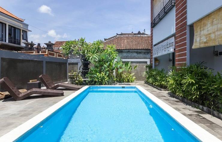 RedDoorz @ Seminyak Taman Sari Bali - Kolam Renang