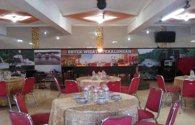 Hotel Istana Pekalongan Pekalongan - Restaurant