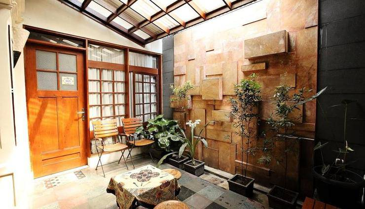 De Halimun Guest House Bandung - Interior