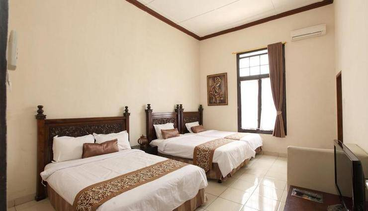 De Halimun Guest House Bandung - Family Room 4 Persons