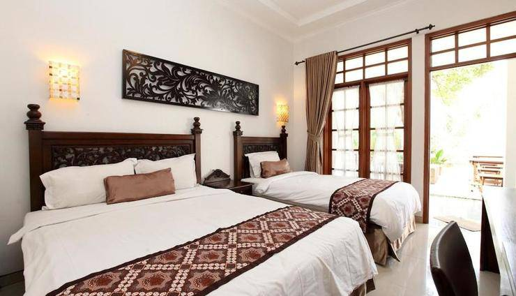 De Halimun Guest House Bandung - Family Room 3 Persons