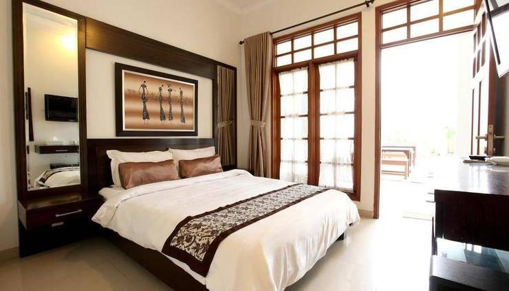 De Halimun Guest House Bandung - Deluxe Double