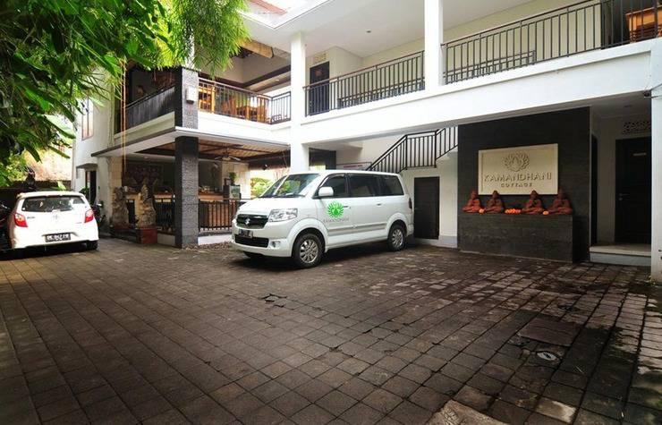 Kamandhani Cottage Ubud Bali - Eksterior