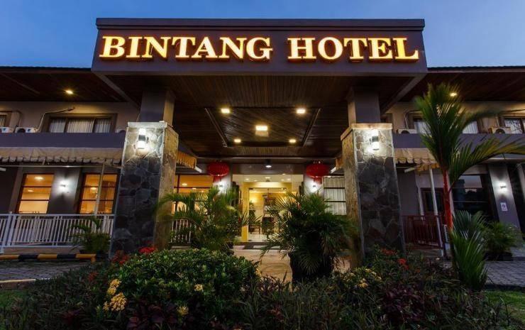 Hotel Bintang  Balikpapan - Exterior
