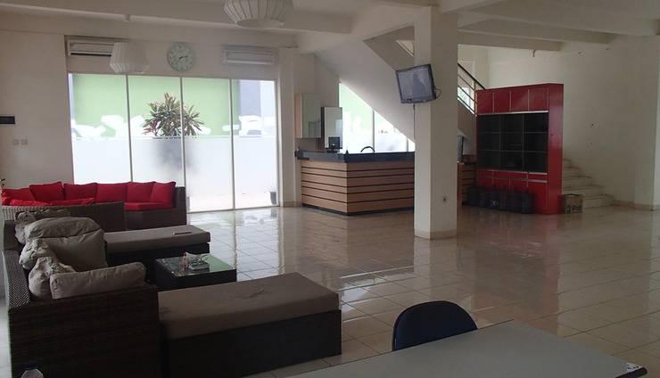 Kavie Hostel Malang - RUANG TAMU