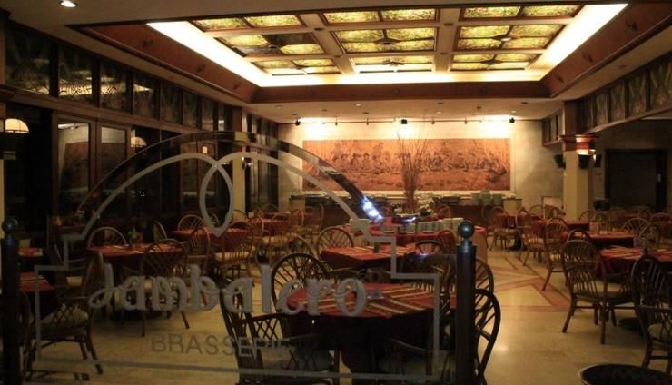 Hotel Pusako Bukittinggi - Restoran