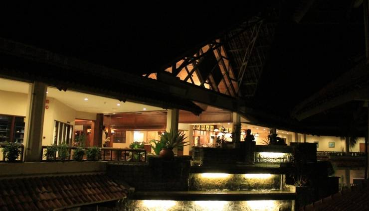 Hotel Pusako Bukittinggi - View