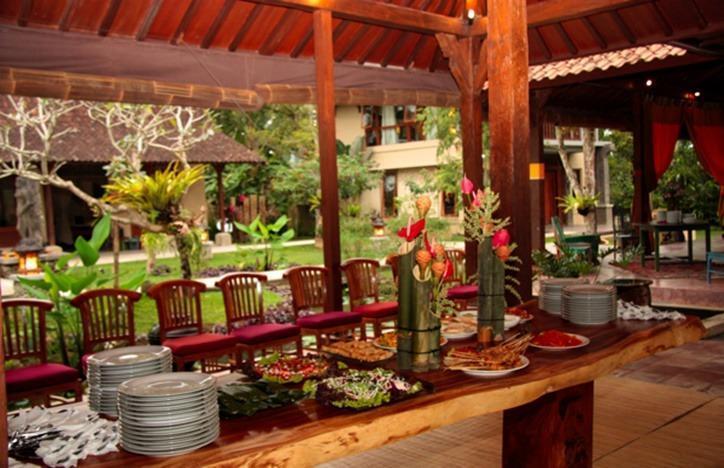 Villa Bodhi Bali - Menu Prasmanan