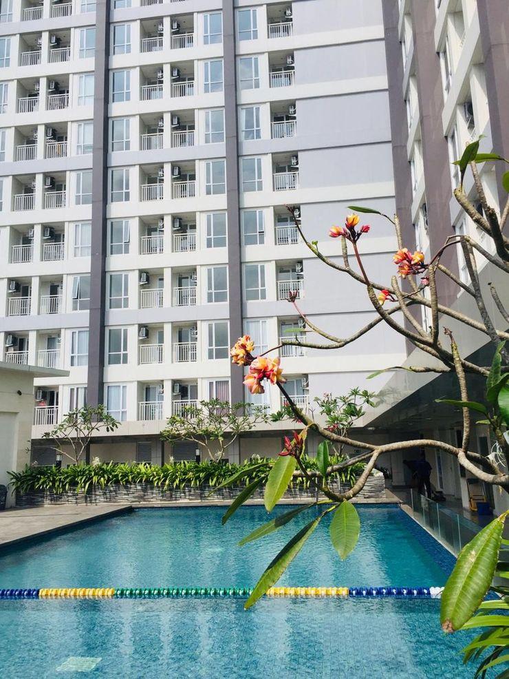 Apartemen Taman Melati By The Trust Yogyakarta - Exterior