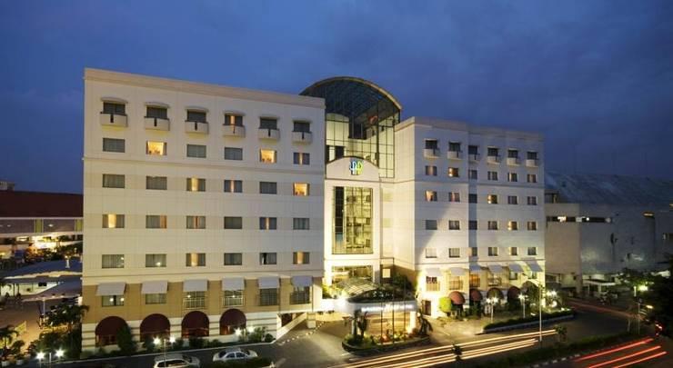 Surabaya Suites Hotel Plaza Boulevard - Appereance1