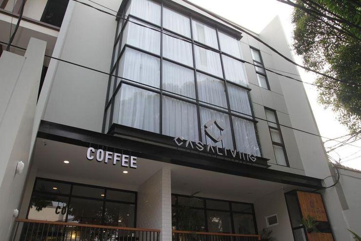 Casa Living Senayan Jakarta - Facade