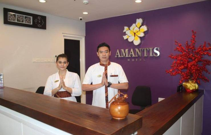 Hotel Amantis Demak - Reception