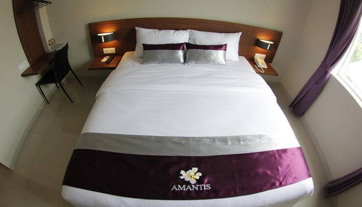 Hotel Amantis Demak - Room