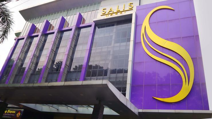 BRIX ROOMS HOTEL By SALIS Bandung - Facade