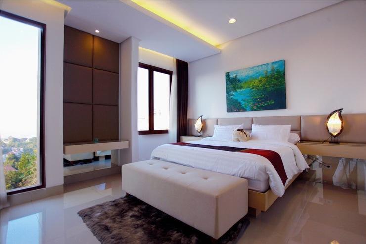 4 BR 1 Villa Dago City View Pool 1 Bandung - Kamar tidur