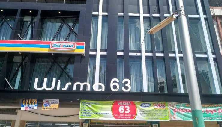 Wisma 63 Pekanbaru - Building