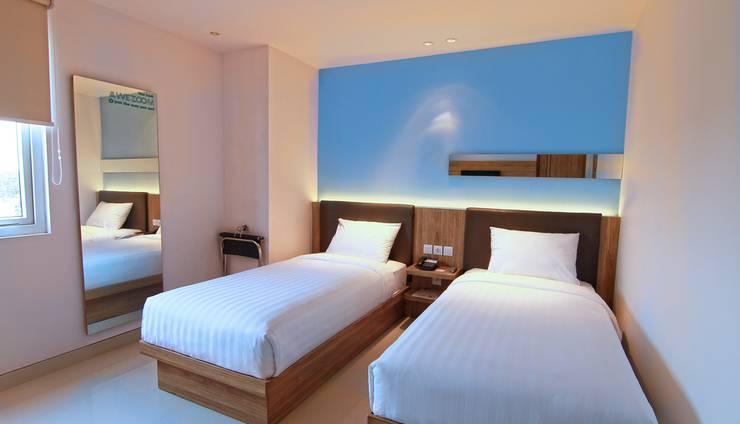 Zoom Hotel Jemursari Surabaya - Comfort Twin