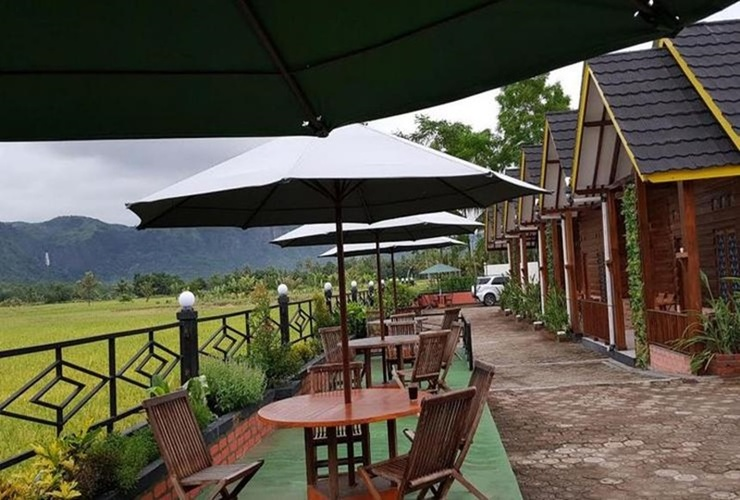 Villa Tenjo Gunung Sukabumi - Exterior