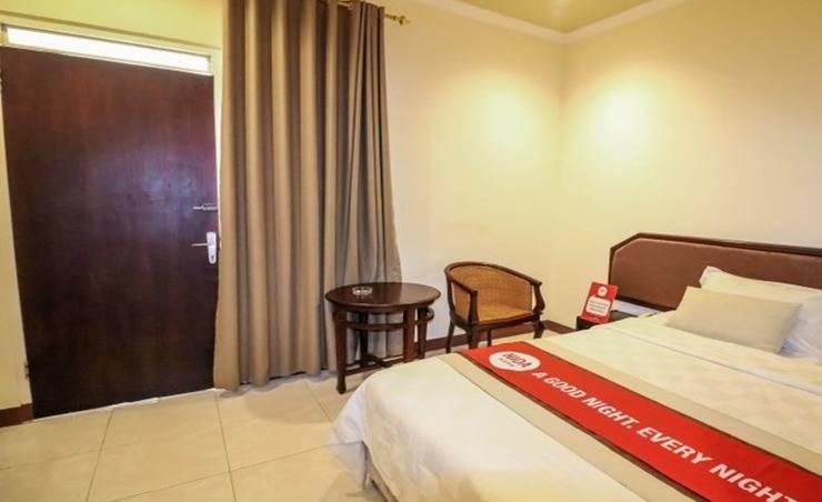 NIDA Rooms Pramuka 55 Sentalu - Kamar tamu