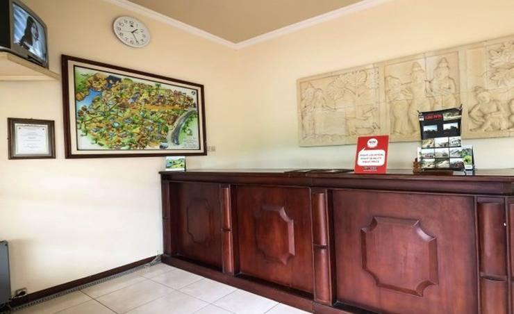NIDA Rooms Pramuka 55 Sentalu - Resepsionis
