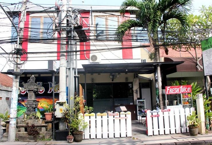 ALA Hostel Bali - Exterior