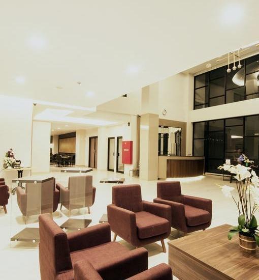 Genio Hotel Manado Manado - lobi