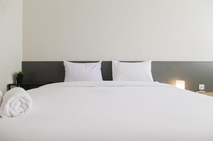 Comfy Studio Room @ Oasis Apartment By Travelio Bekasi - Kamar tidur