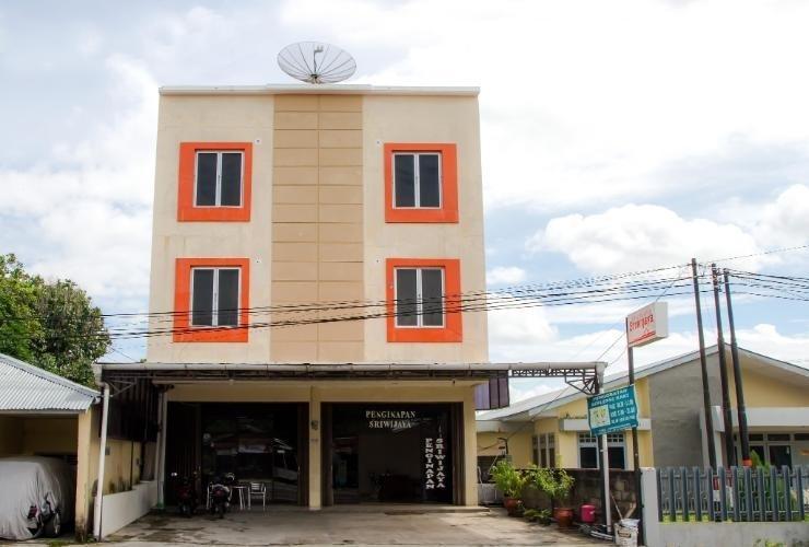 Penginapan Sriwijaya Belitung - Exterior