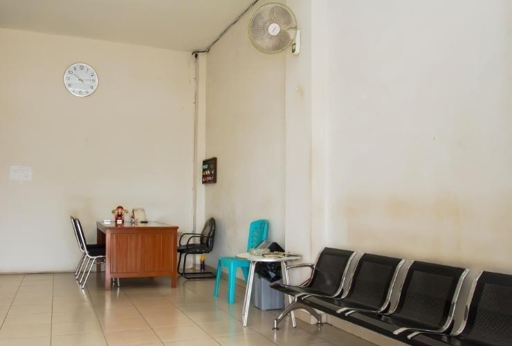 Penginapan Sriwijaya Belitung - Interior