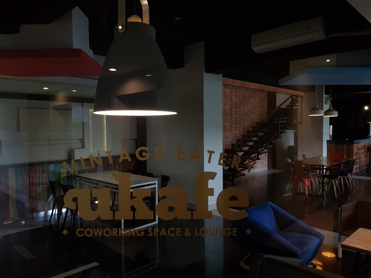 Hotel Dafam Fortuna Seturan - Ukafe Coworking Space