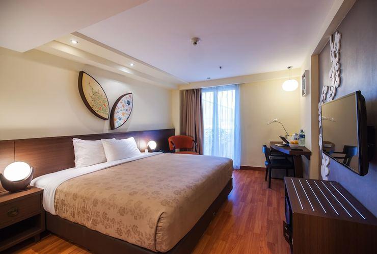 Atanaya Kuta Bali - Guestroom