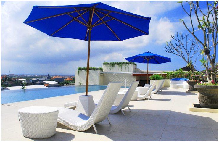 Atanaya Kuta Bali - Rooftop Pool