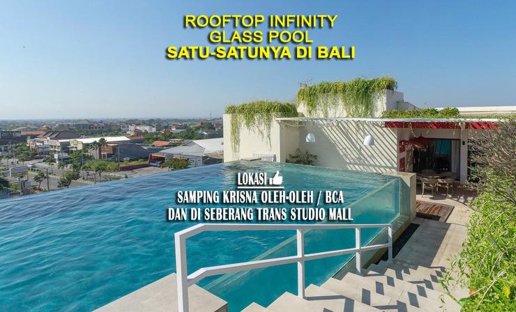 Atanaya Kuta Bali - Kolam Renang