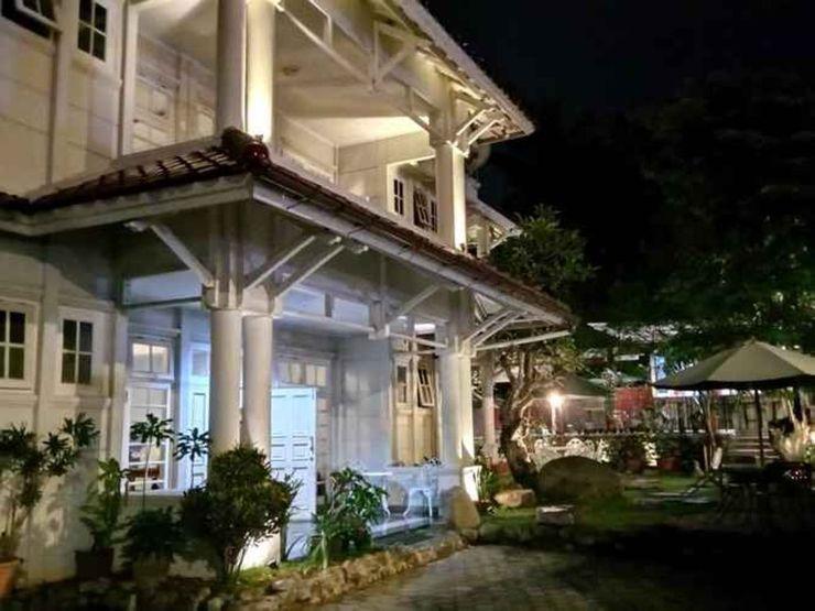 La Rengganis Guest House Bogor - Facade