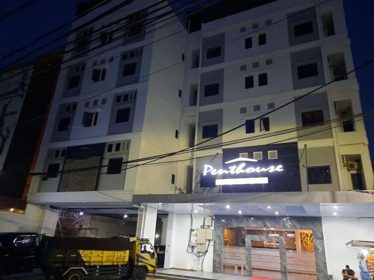 AMS PENTHOUSE HOTEL Jakarta - Facade