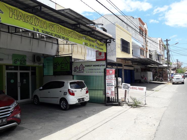 Sweet Homestay Makassar - Exterior