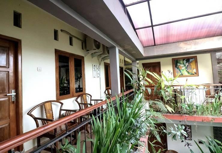 NIDA Rooms Urip Sumoharjo Monumen Monjali - Balkon