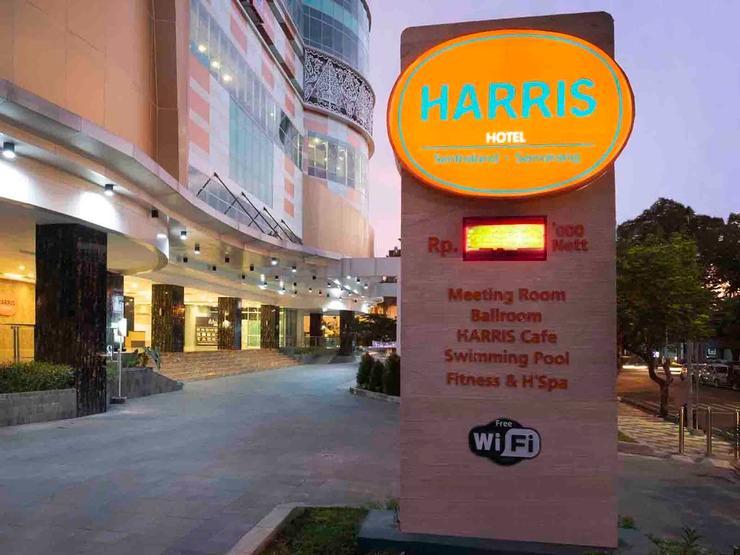 HARRIS Sentraland Semarang - Jalan Masuk