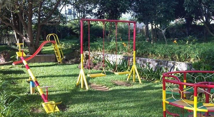 Tangko Inn Resort Cianjur - Taman Bermain Anak