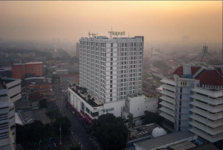 The Square Surabaya - Tampak Depan