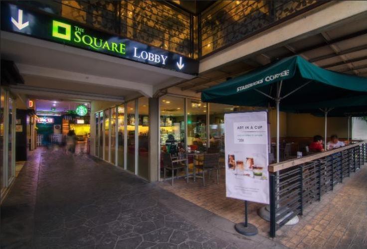 The Square Surabaya - tenant