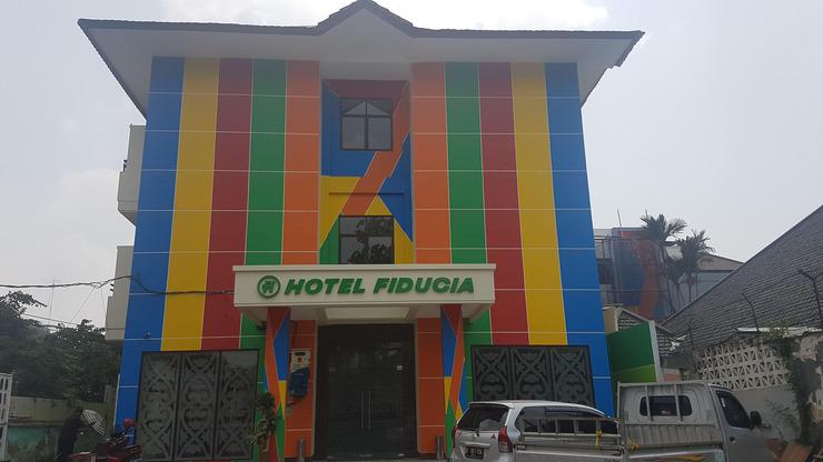 Hotel Fiducia Kaji - Gedung Hotel