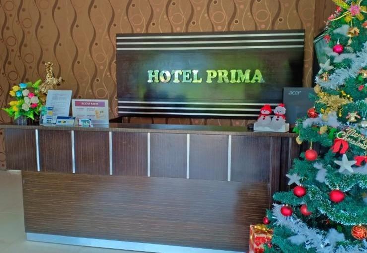 Hotel Prima Batam Batam - Lobby