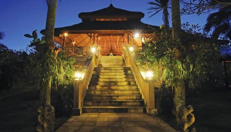 Bumi Ubud Resort Bali - lobi