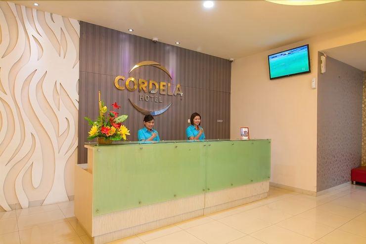 Cordela Hotel Medan - Reception