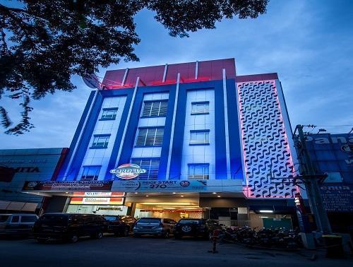 Cordela Hotel Medan - Gedung cordela hotel medan
