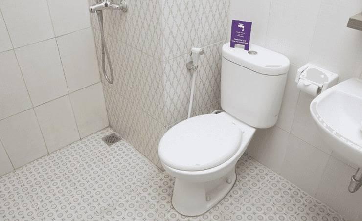Tinggal Standard Kiaracondong Binong - Kamar mandi