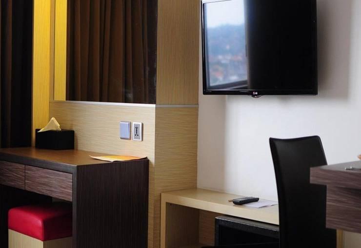 Star Apartment Lt. 19 & 20 Semarang - Kamar tamu