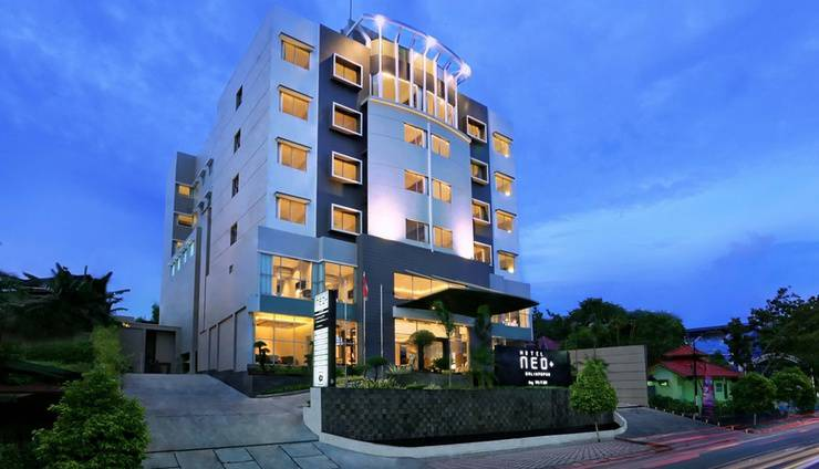 Hotel Neo+ Balikpapan by ASTON Balikpapan - Exterior