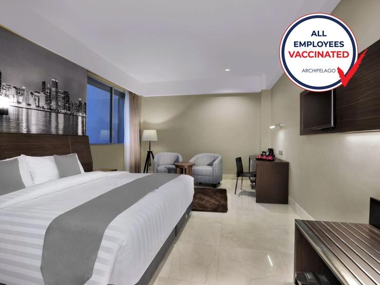 Hotel Neo+ Balikpapan by ASTON Balikpapan - Vaccinated